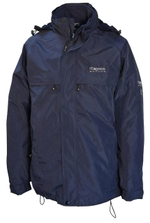 deproc outdoor jacke fairbanks 3-in-1 jacke