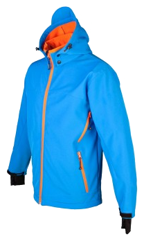 deproc outdoor jacke pika peak man softshelljacke